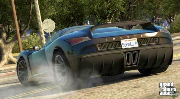 GTA 5 countdown to release following demo reveal